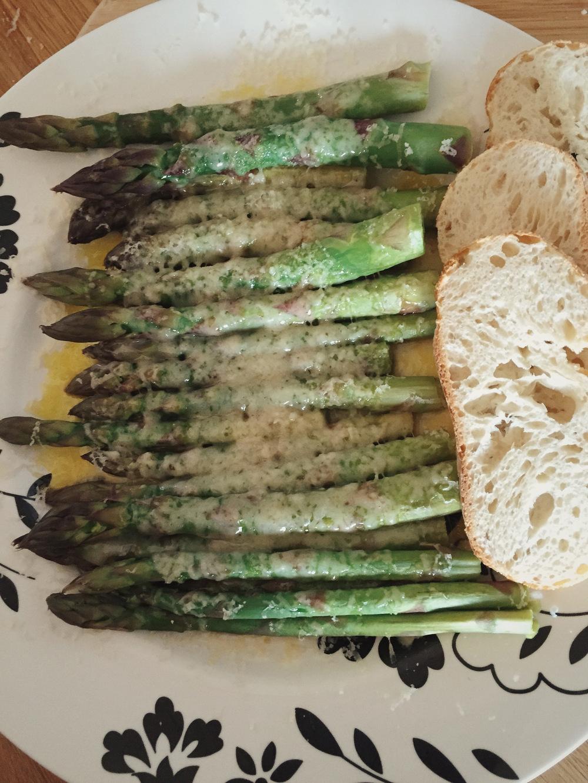 easy asparagus recipe