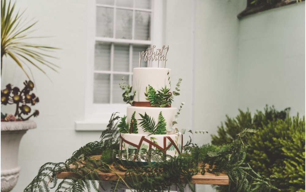Claire's Sweet Temptations -Wedding Top Tips -