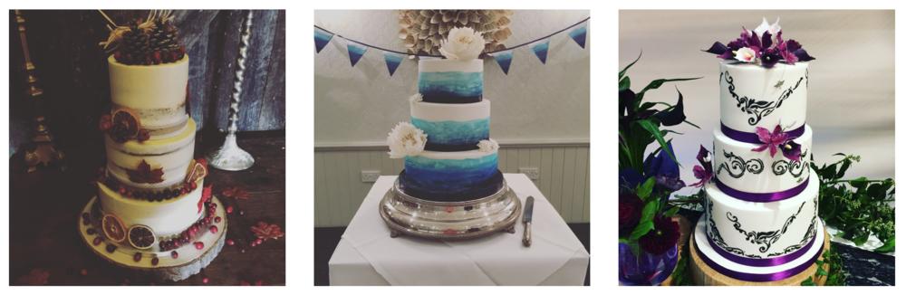 Kennington carvery wedding cakes