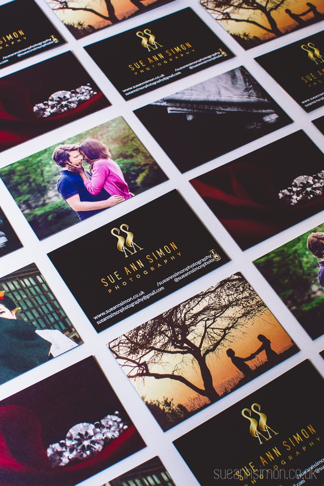 Moo Luxe Business Cards Review + DIY Gold Foil Edge — Fun & Relaxed ...