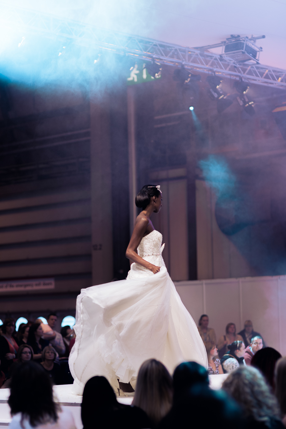 National Wedding Show Birmingham | Roberta's Bridal | Sue Ann Simon Photography 1