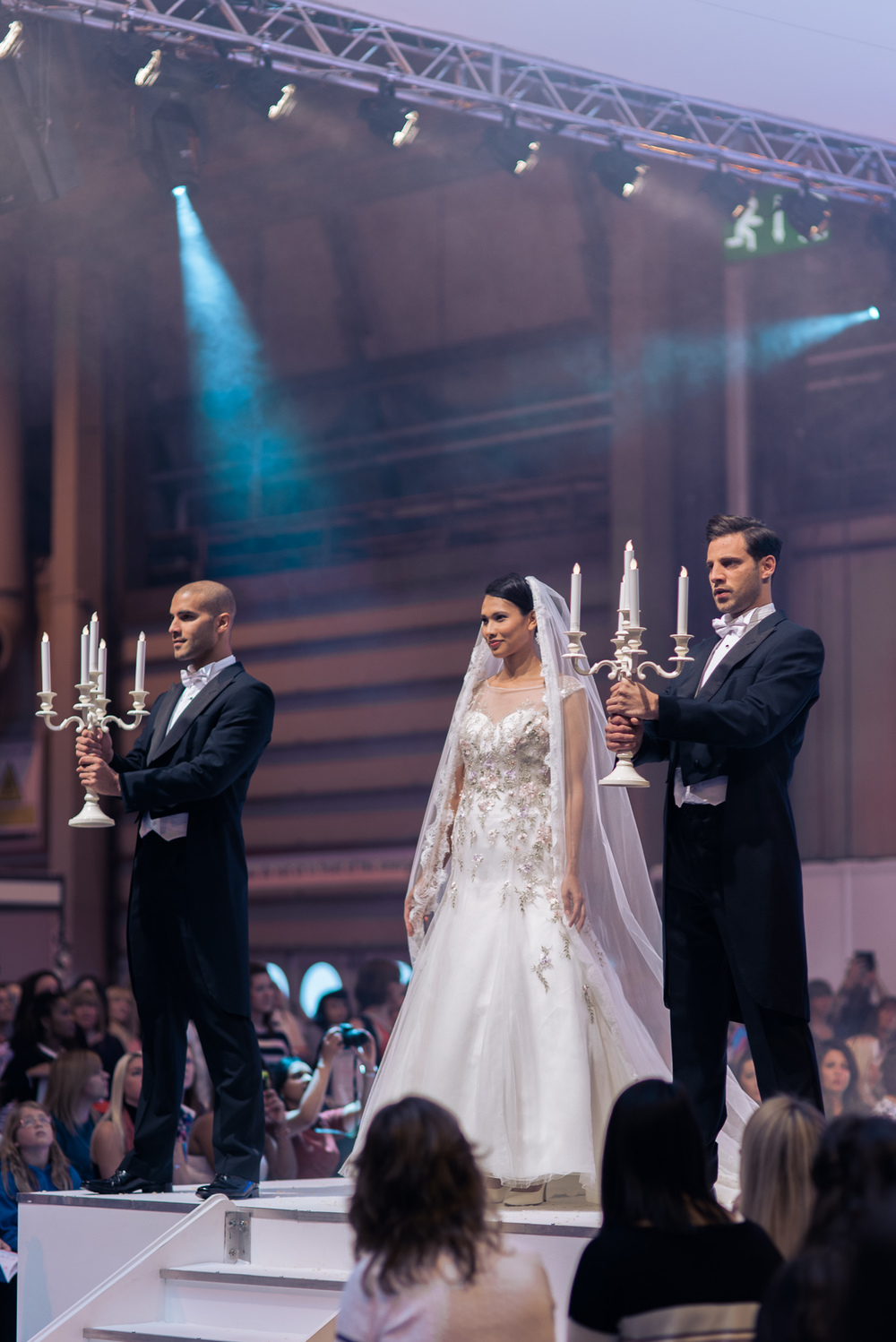 National Wedding Show Birmingham | Roberta's Bridal | Sue Ann Simon Photography 2