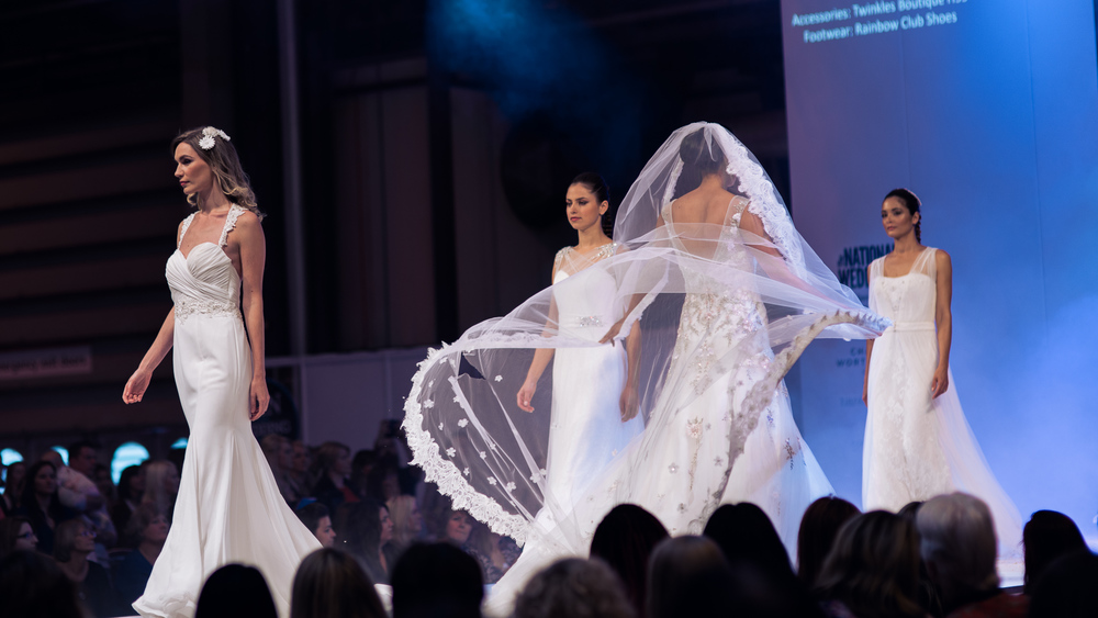 National Wedding Show Birmingham | Roberta's Bridal | Sue Ann Simon Photography 5
