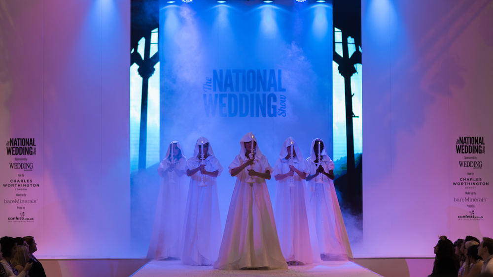 National Wedding Show Birmingham | Roberta's Bridal | Sue Ann Simon Photography 4