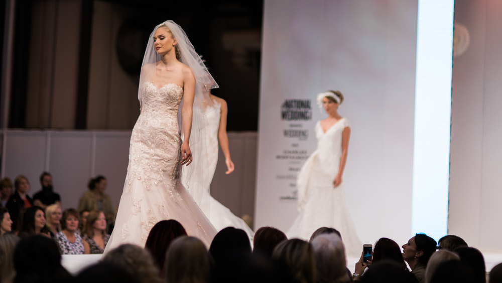National Wedding Show Birmingham | Georgina Scott Bridal | Sue Ann Simon Photography 3