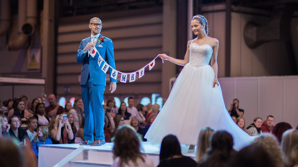 National Wedding Show Birmingham | Berketex Bride | Sue Ann Simon Photography 3