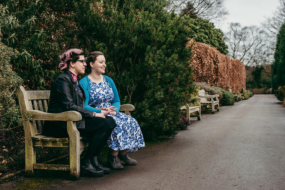 Birmingham Botantical Gardens - pre - wedding engagement photos  (8).jpg