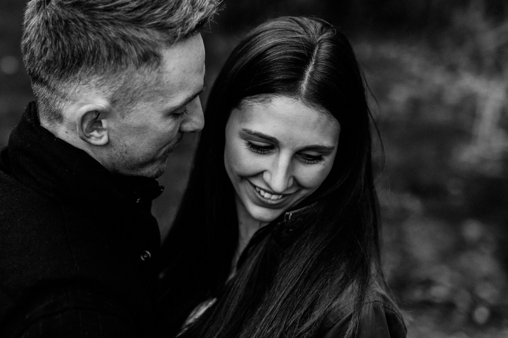 sutton coldfield wedding photographer pre-wedding engagement adorable couple