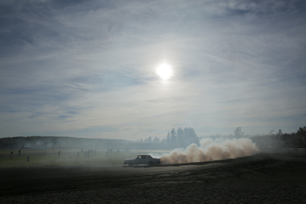 Volvo Drift