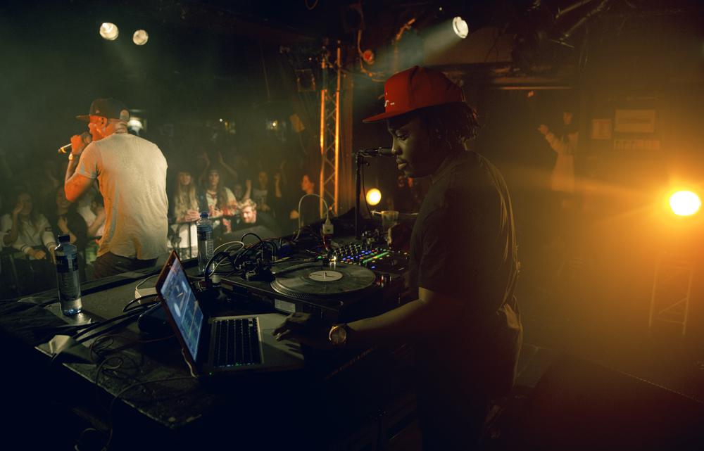 DJ Spintelect turnin'