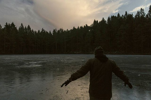 Son of Light and the forrest  @realsonoflight  #deepgreen20 #sonoflight #hiphop #mandal #sørlandet #norway #rap #photography #portrait #music #deepgreen