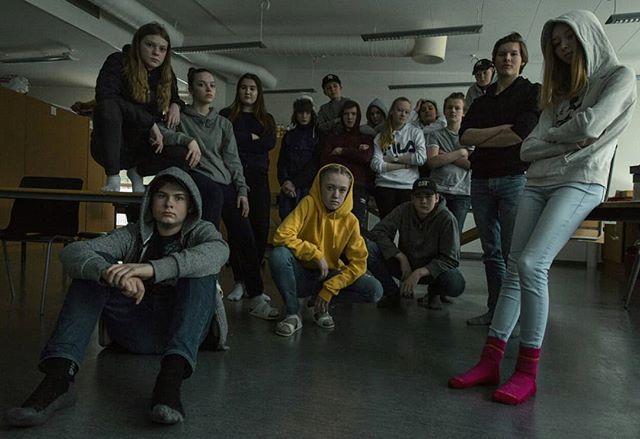Mine Eresfjord Gs!  Takk for en uke med intens arbeid og fin-positive vibes! Sammen med min partna @realsonoflight som gjør disse musikkvideo workshop mulig! ✌  Eresfjord i våres ❤ (bla for elev video- og fotoarbeid 🎬🎤📷) #kulturtanken #kulturelleskolesekken #eresfjord #møreogromsdal