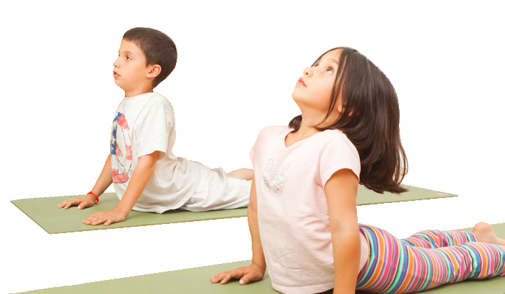SUPER KIDS YOGA -