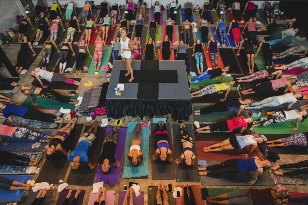 Strength In Numbers     With Oscillation Yoga