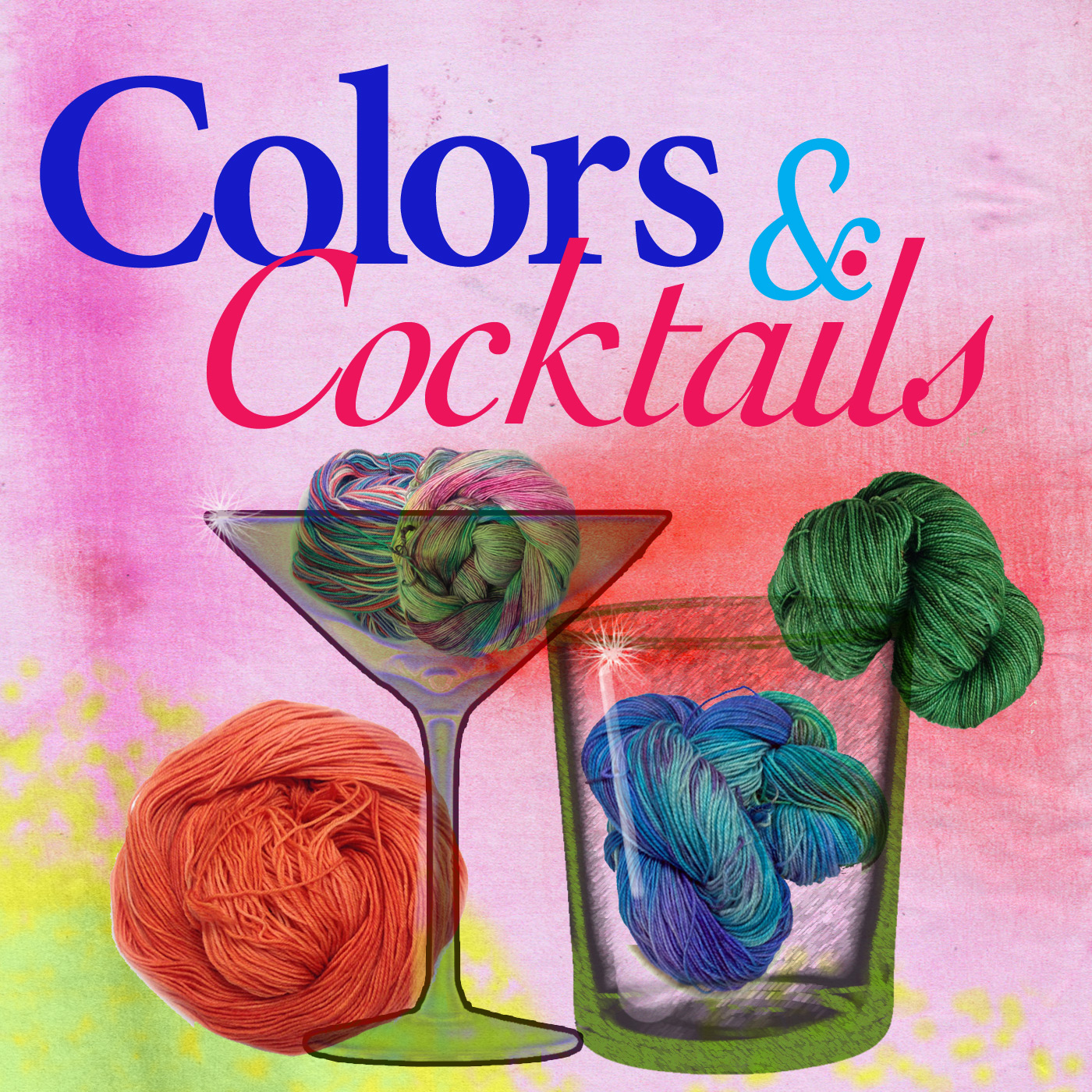 Colors & Cocktails Podcast - Vocabulary Yarn