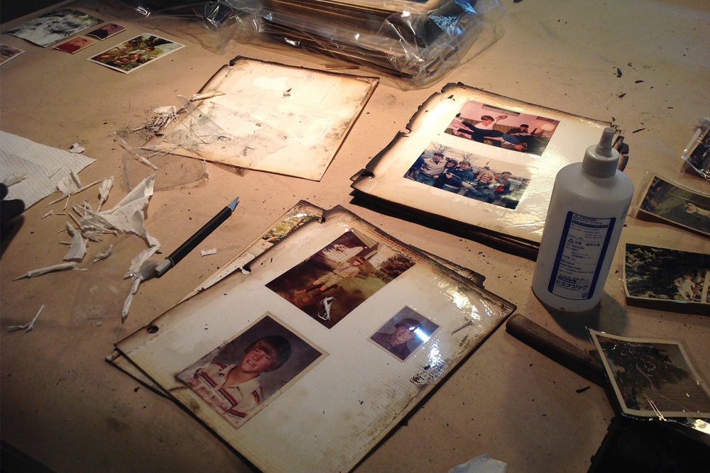 Burned Photo Albums