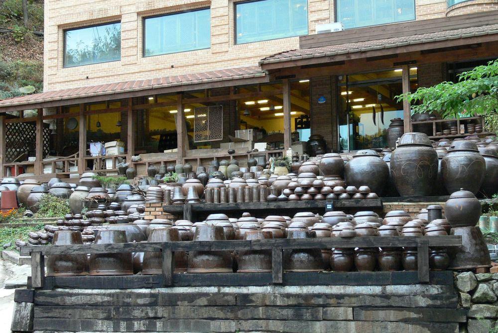 Kimchi potten