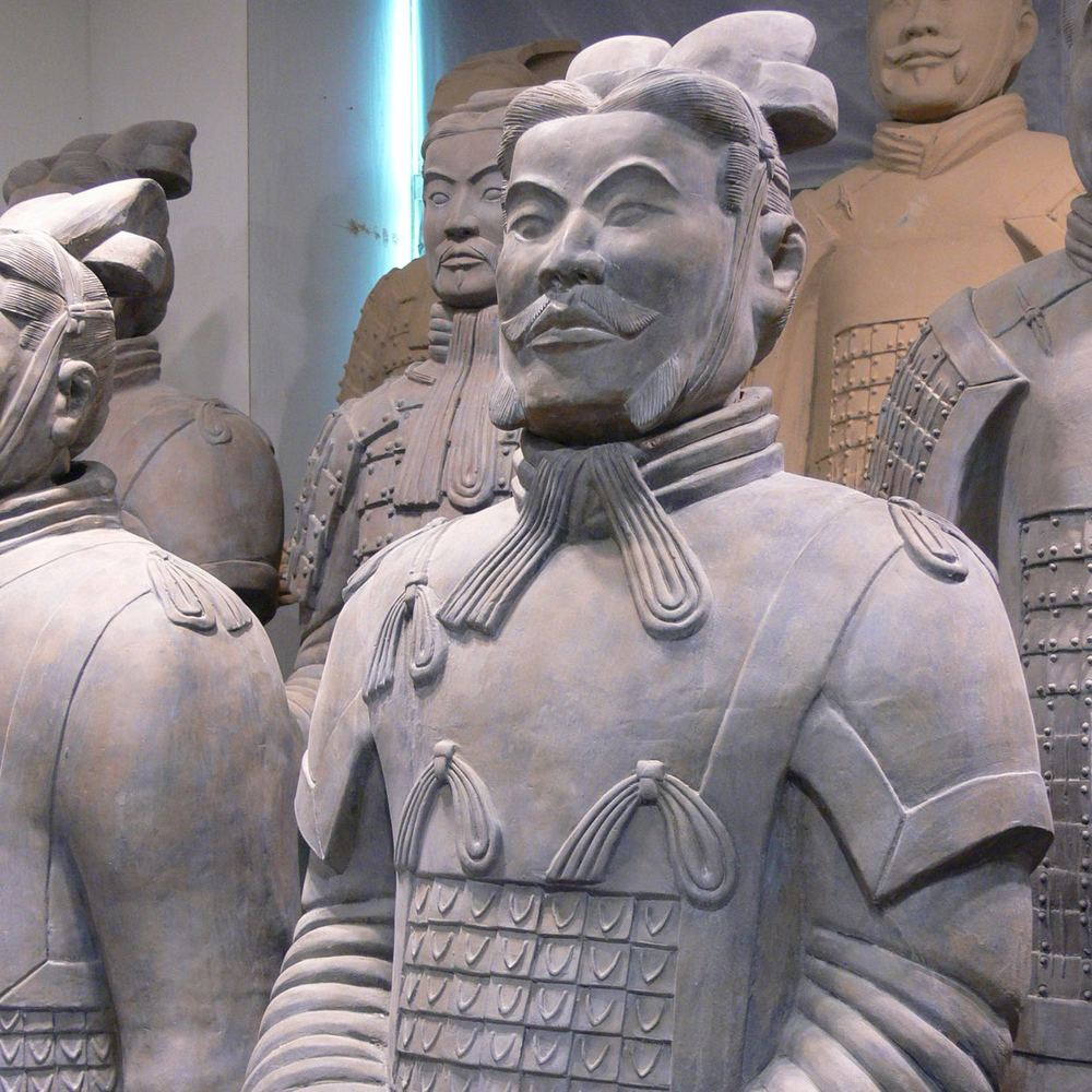 2010- Terra Cotta Army in Xi'an