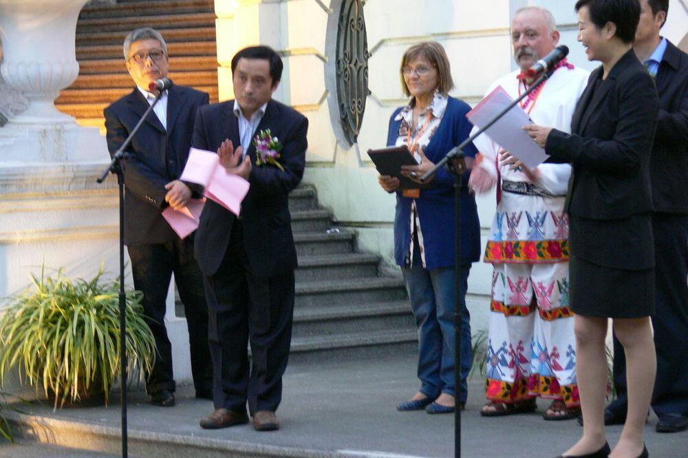 2012 - Opening speeches