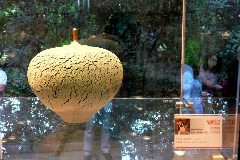 2012 –My work in the Shanghai Arts and Crafts Museum