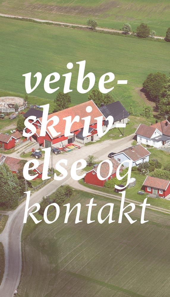 Veibeskrivelse og Kontakt Skauen Gård