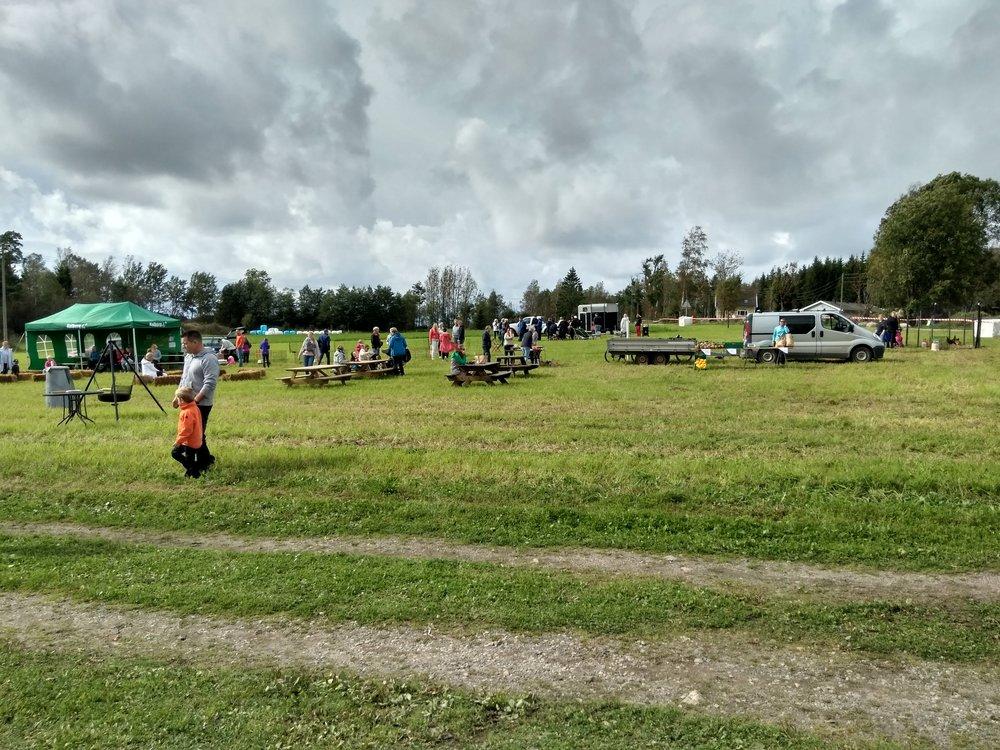 Bilde fra Gøy på landet 2017.
