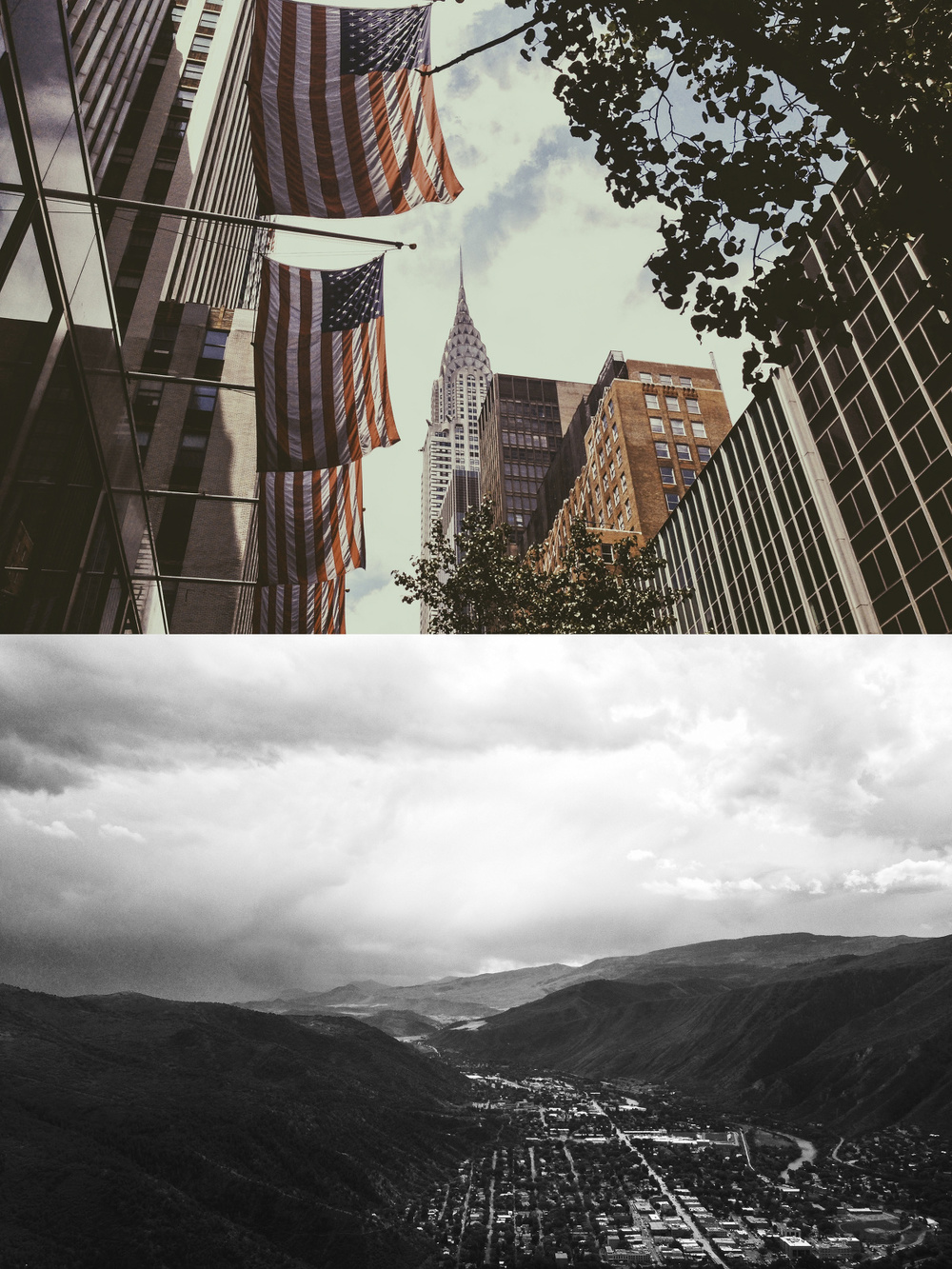 New York City, NY -- Glenwood Springs, CO