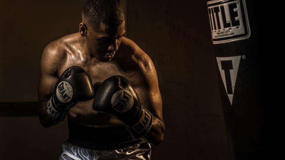 The Boxer pt.1