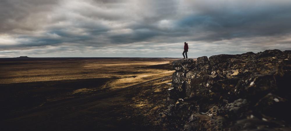 Raudhamelur, Iceland