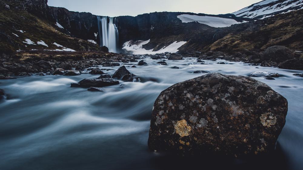 Gufufoss - Seydisfjordur, Iceland