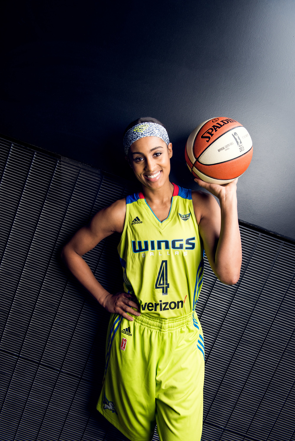Skylar Diggins of the Dallas Wings