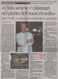 Corriere Fiorentino 11 Luglio 2014