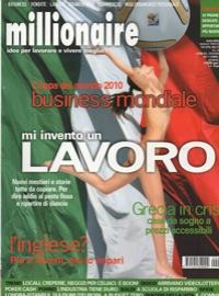 Millionaire Giugno 2010 da pagina 34