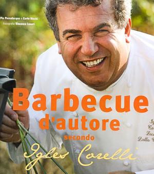 Barbecue d'Autore Questo volume, firmato da Igles Corelli, chef della Tamerice e una delle più prestigiose firme della ristorazione italiana, include 60 ricette per preparare al meglio piatti da realizzare al barbecue. Non solo carne e secondi ma anche antipasti, primi, verdure, pesci e dolci per un menu alla griglia tutto da scoprire. Editore:Gribaudo (gennaio 2007) Lingua:Italiano ISBN-13:978-8879063470