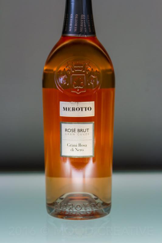 Italy: Spakling Brut Rosé of Pinot Noir