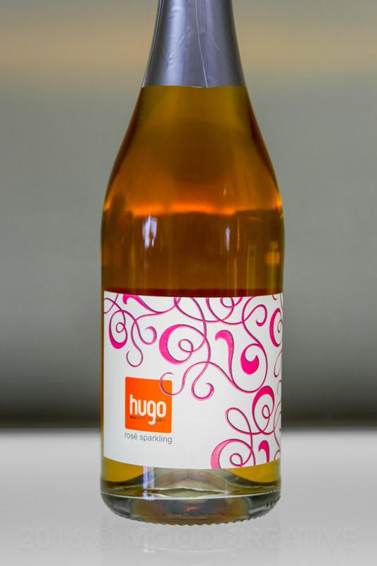 Austria: Sparkling Rosé of Zweigelt
