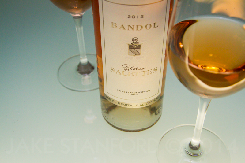 Lord Bandol, King of the Rosés