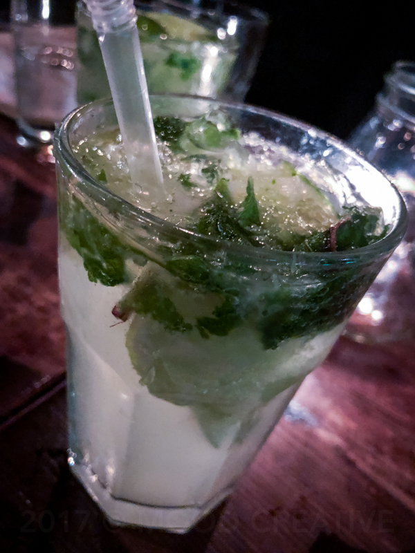 What would a Cuban restaurant be without a world class mojito?