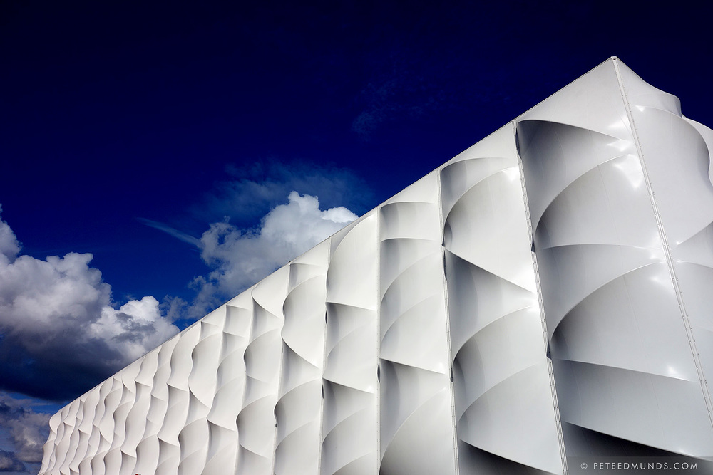 Basketball Arena - London 2012 - Olympic Park