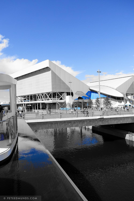 Aquatics Centre - London 2012 Olympic Park