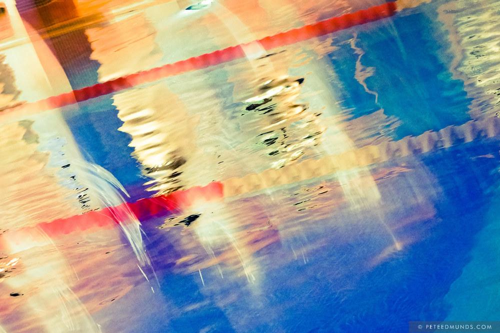 Swimming Pool 01B - Abstract
