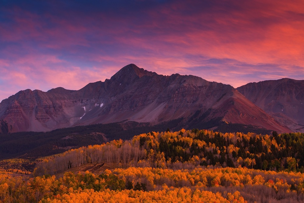 TELLURIDE - FALL COLOR WORKSHOP