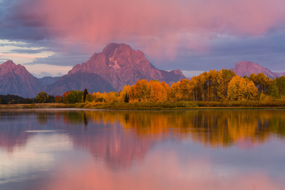 GRAND TETON FALL COLOR // WORKSHOP