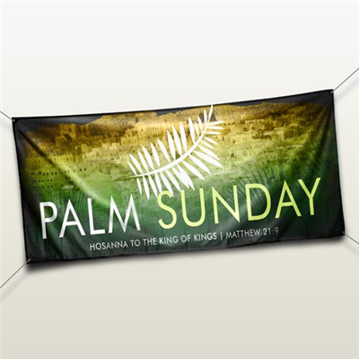 Dye sublimated fabric banners with a low-glare matte finish.