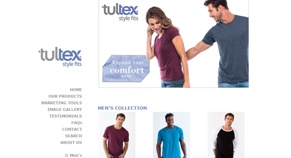 tultex is a cost efficient, fashion forward brand that supplies fashion tees, tanks with all sorts, styles, and colors of blends and 100% cotton goods.