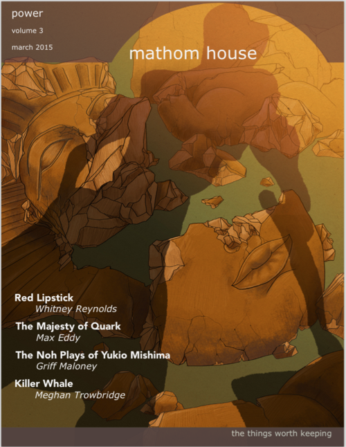 The Noh Plays of Yukio Mishima - Mathom House Issue Three