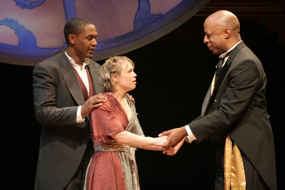 The Tempest : Ferdinand : The Folger Theatre (Dir. Aaron Posner)