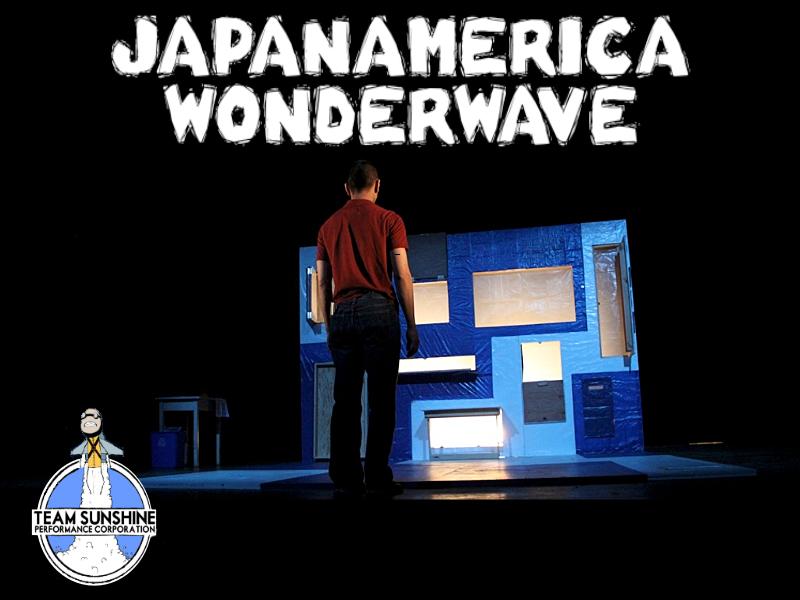 JapanAmerica Wonderwave : TSC : (Dir. Alex Torra)