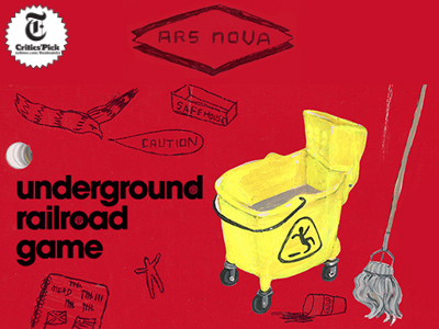 - Underground Railroad GameArs Nova2016