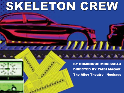 - Skeleton CrewAlley Theatre2018